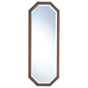 送料無料 H3595 安心の定価販売 休み DB ウォールミラー 壁掛け 鏡 代引き不可 collection 塩川 M's シオカワ