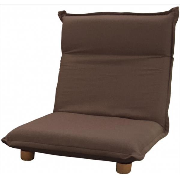 フランスベッド ソファベッド On & Off 単品 ブラウン リクライニングソファ ソファ 1人掛け リクライニング 座椅子(代引不可)【送料無料】