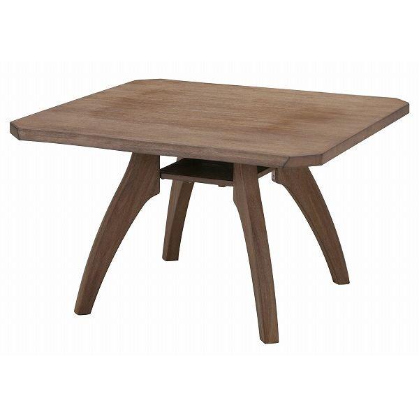 ミキモク ダイニングテーブル 雅 カラー:ダークブラウン 浮造り仕上げ WT-11059 UNB(代引不可)【送料無料】【int_d11】