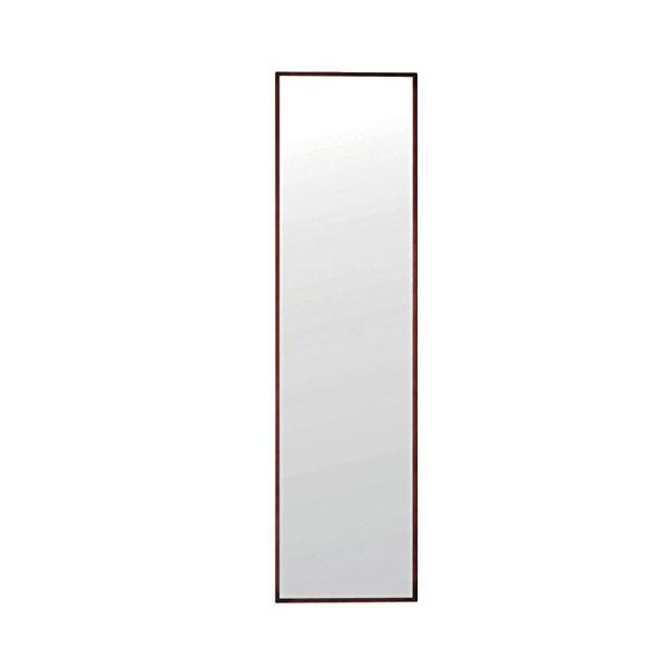 塩川光明堂 ウォールミラー HF-120 DB ダークブラウン ミラー 鏡(代引不可)【送料無料】