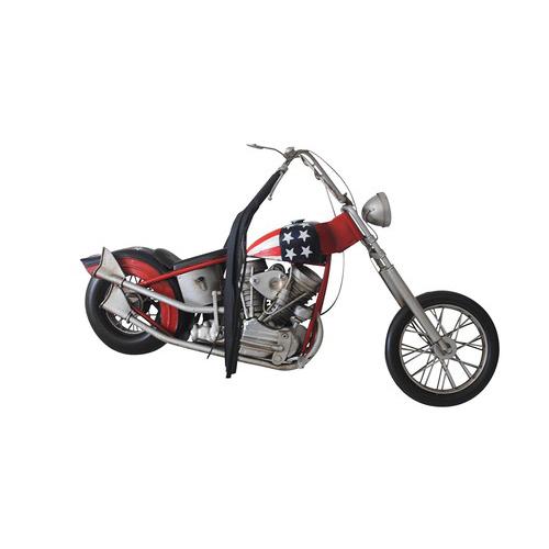 塩川光明堂 ブリキのおもちゃ ハンドメイド B-バイク01 ブリキ おもちゃ プレゼント(代引不可)【送料無料】