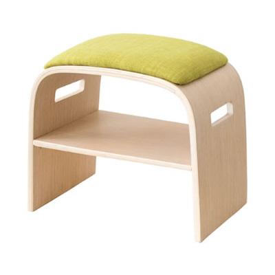 玄関チェア RESSO(レッソ) 曲木チェア エントランスチェア 補助いす 玄関 椅子 チェア(代引不可)【送料無料】