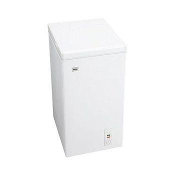 ハイアール チェスト式冷凍庫 66L JF-NC66F-W 上開き(代引不可)【送料無料】