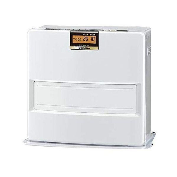 コロナ 石油ファンヒーター FH-VX5718BY-W パールホワイト 木造15畳/コンクリート20畳【送料無料】