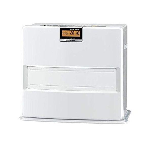 コロナ 石油ファンヒーター FH-VX7318BY-W パールホワイト 木造19畳/コンクリート26畳【送料無料】