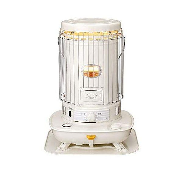 コロナ 石油ストーブ SL-6618-W ホワイト 木造17畳/コンクリート23畳【送料無料】