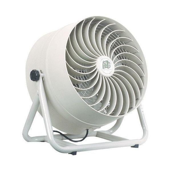 ナカトミ 35cm 循環送風機風太郎 CV-3530 三相200V 【設置工事不可】【送料無料】【S1】