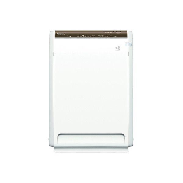 ダイキン ストリーマ空気清浄機 ACM80U-W ホワイト【送料無料】