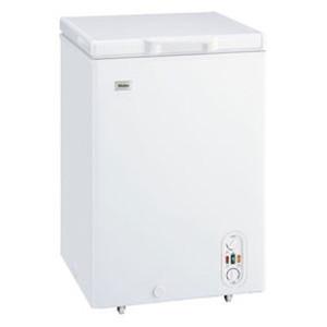 ハイアール 冷凍庫 103L 上開式(冷蔵切替機能付) JF-WNC103F-W(代引不可)【送料無料】【S1】