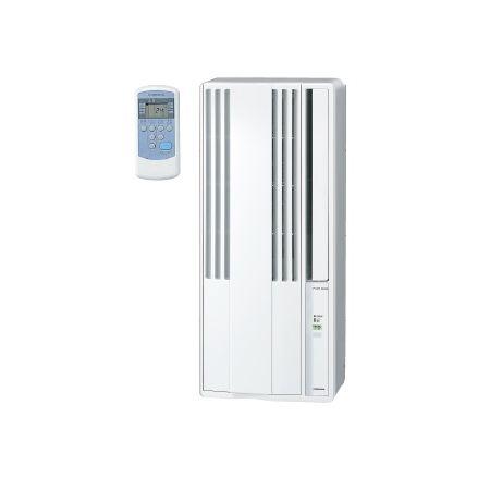 コロナ 窓用エアコン 6畳用 CW-1619(WS) 冷房専用 ウィンドウエアコン エアコン 窓用【送料無料】