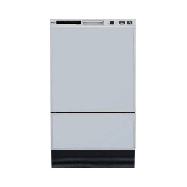 リンナイ 食器洗い乾燥機 RSW-F402C-SV シルバー 食器乾燥機 食洗機 ビルトインタイプ(代引不可)【送料無料】【S1】