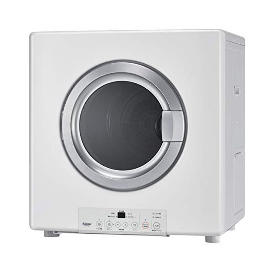 リンナイ ガス衣類乾燥機5.0kg RDT-54S-SV-13A 【都市ガス用】(代引不可)【送料無料】【S1】