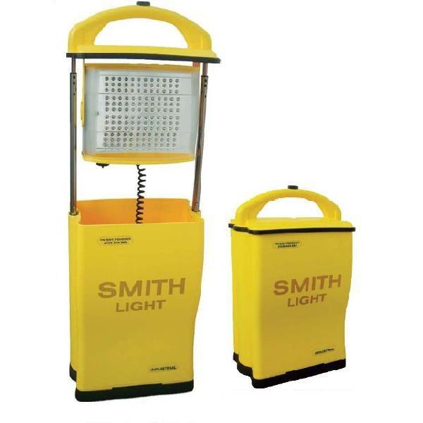 【SMITHLIGHT】スミスライト LED充電式ポータブル投光機 IN1200L /1点入り(代引き不可)