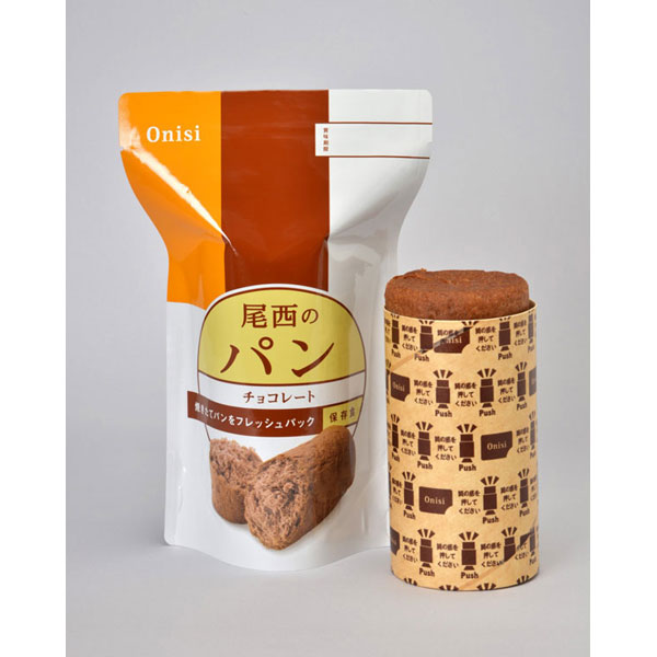 【Onisi】尾西 保存パン チョコレート味 41-C 30袋×3セット 保存期間3年 (日本製) (代引き不可)【S1】