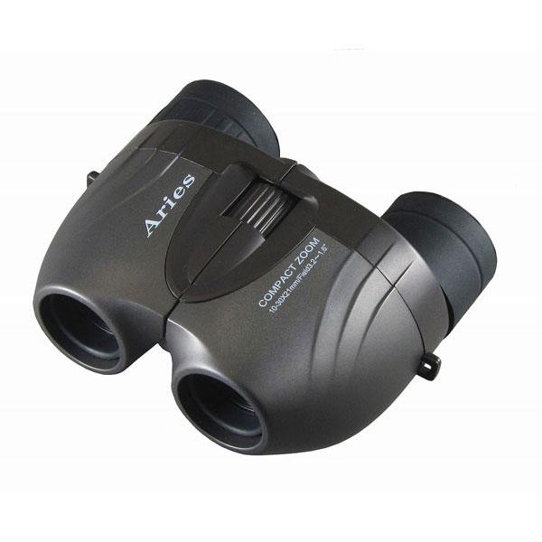 【MIZAR-TEC】ミザールテック 10~30倍21ミリ口径 ズーム コンパクト双眼鏡CBZ-303 /10点入り(代引き不可)