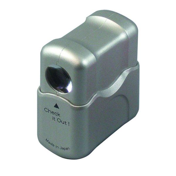 【MIZAR-TEC】ミザールテック 単眼鏡 4倍13ミリ口径 SEEK コンパクトタイプ シルバー SD-417SV 日本製 シルバー/5点入り(代引き不可)【送料無料】