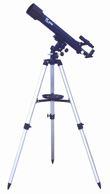 【MIZAR-TEC】ミザールテック 天体望遠鏡 屈折式 口径60mm 焦点距離600mm TL-606 /1点入り(代引き不可)