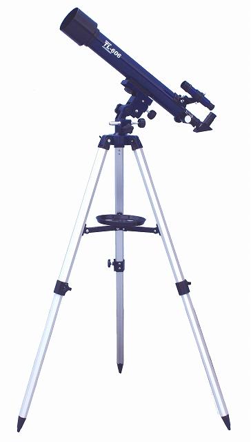 【MIZAR-TEC】ミザールテック 天体望遠鏡 屈折式 口径60mm 焦点距離600mm TL-606 /4点入り(代引き不可)【送料無料】