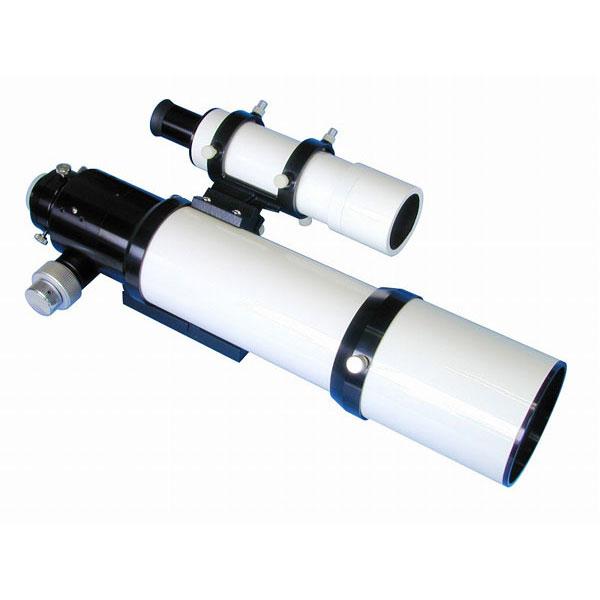 【MIZAR-TEC】ミザールテック 屈折望遠鏡本体 ファインダー付 ED-80S(本体のみ) /2点入り(代引き不可)【送料無料】