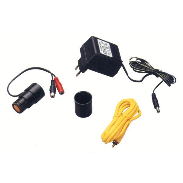 【MIZAR-TEC】ミザールテック 顕微鏡アクセサリー CCDカメラ用アダプターセット TV-3C /1点入り(代引き不可)