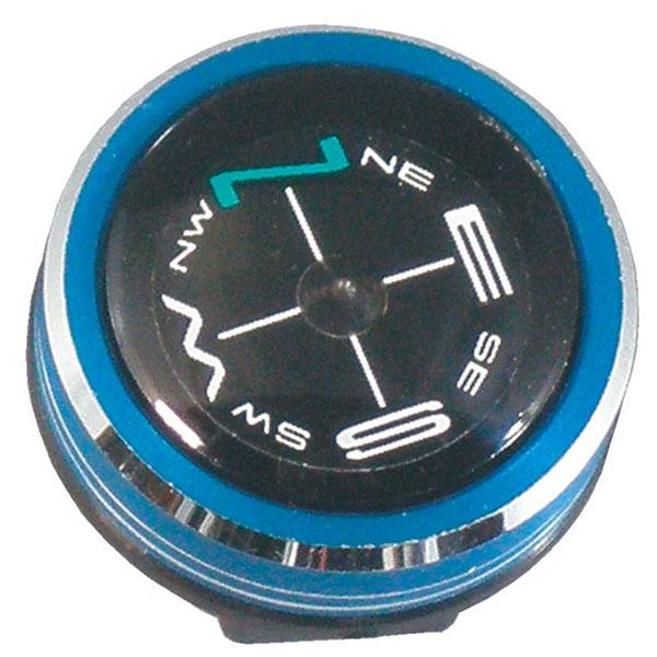 ミザールテック リストコンパス 100m防水 日本製 NO800 ブルー/20点入り(代引き不可)