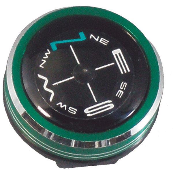 ミザールテック リストコンパス 100m防水 日本製 NO800 グリーン/10点入り(代引き不可)