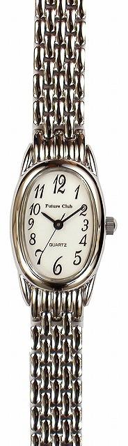【Future Club】フューチャークラブ レディース腕時計 FC-063LB-M 日常生活防水(日本製) /1点入り(代引き不可)