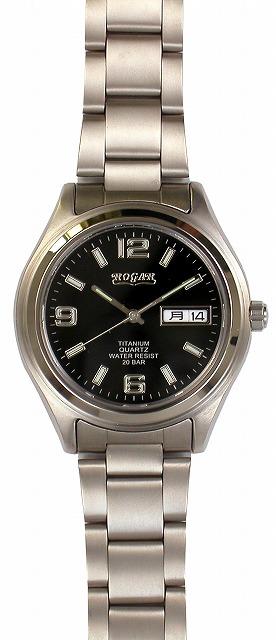 【ROGAR】ローガル メンズ腕時計 RO-040MB 20気圧防水(日本製) /5点入り(代引き不可)