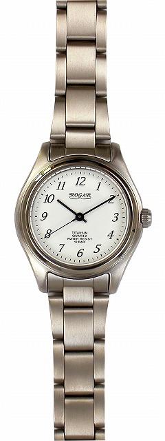 【ROGAR】ローガル レディース腕時計 RO-040LS 10気圧防水(日本製) /10点入り(代引き不可)