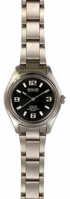 【ROGAR】ローガル レディース腕時計 RO-040LB 10気圧防水(日本製) /5点入り(代引き不可)