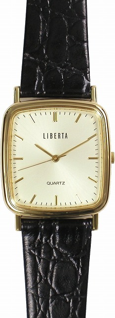 【LIBERTA】リベルタ メンズ腕時計 LI-027MC 日常生活用防水(日本製) /5点入り(代引き不可)