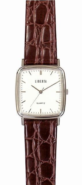 【LIBERTA】リベルタ メンズ腕時計 LI-027MW 日常生活用防水(日本製) /5点入り(代引き不可)