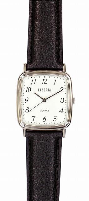 【LIBERTA】リベルタ メンズ腕時計 LI-027BS 日常生活用防水(日本製) /10点入り(代引き不可)