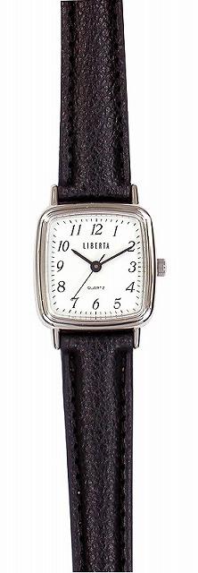 【LIBERTA】リベルタ レディース腕時計 LI-027-BS 日常生活用防水(日本製) /5点入り(代引き不可)