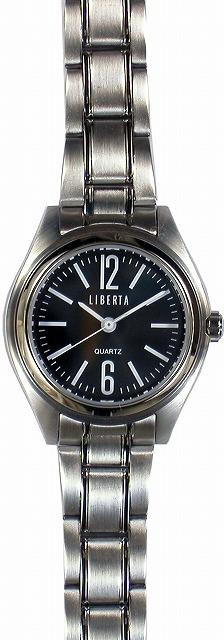 【LIBERTA】リベルタ レディース腕時計 LI-032L-BB 10気圧防水(日本製) /10点入り(代引き不可)