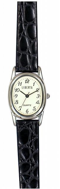 【LIBERTA】リベルタ レディース腕時計 LI-030BS-01 日常生活用防水(日本製) /10点入り(代引き不可)