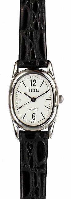 【LIBERTA】リベルタ レディース腕時計 LI-035LB-B1 日常生活用防水(日本製) /5点入り(代引き不可)