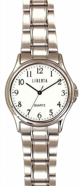 【LIBERTA】リベルタ メンズ腕時計 LI-036MS 日常生活用防水(日本製) /5点入り(代引き不可)