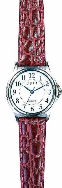 【LIBERTA】リベルタ レディース腕時計 LI-036LB-03 日常生活用防水(日本製) /5点入り(代引き不可)