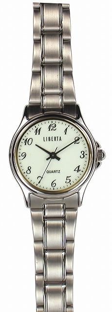 【LIBERTA】リベルタ レディース腕時計 LI-036LC 日常生活用防水(日本製) /10点入り(代引き不可)