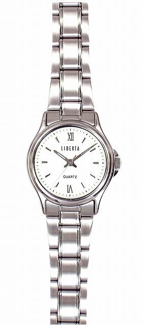 【LIBERTA】リベルタ レディース腕時計 LI-036LW 日常生活用防水(日本製) /5点入り(代引き不可)