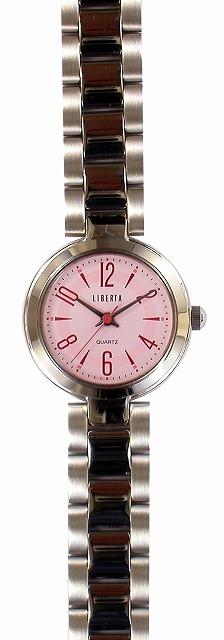 【LIBERTA】リベルタ レディース腕時計 LI-037LP 日常生活用防水(日本製) /10点入り(代引き不可)