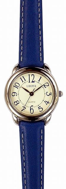 【LIBERTA】リベルタ レディース腕時計 LI-039LN-04 日常生活用防水(日本製) /5点入り(代引き不可)