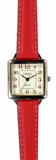 【LIBERTA】リベルタ レディース腕時計 LI-040LR-03 日常生活用防水(日本製) /5点入り(代引き不可)
