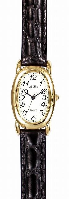 【LIBERTA】リベルタ レディース腕時計 LI-041LA-01 日常生活用防水(日本製) /5点入り(代引き不可)
