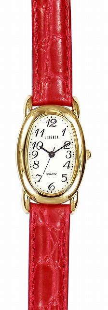 【LIBERTA】リベルタ レディース腕時計 LI-041LA-03 日常生活用防水(日本製) /10点入り(代引き不可)
