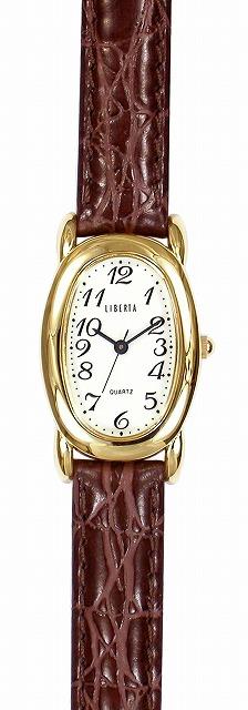 【LIBERTA】リベルタ レディース腕時計 LI-041LA-05 日常生活用防水(日本製) /5点入り(代引き不可)