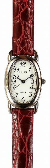 【LIBERTA】リベルタ レディース腕時計 LI-041LB-03 日常生活用防水(日本製) /10点入り(代引き不可)
