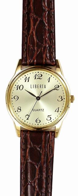 【LIBERTA】リベルタ レディース腕時計 LI-043LA-05 日常生活用防水(日本製) /10点入り(代引き不可)