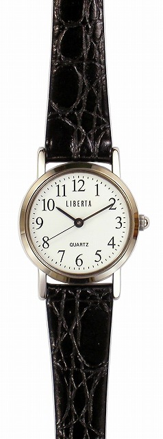 【LIBERTA】リベルタ レディース腕時計 LI-044LB-01 日常生活用防水(日本製) /10点入り(代引き不可)